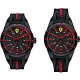 montre seul le temps homme Scuderia Ferrari Redrev FER0870017