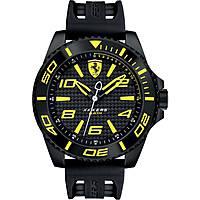 montre seul le temps homme Scuderia Ferrari Xx Kers FER0830307