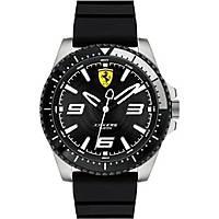 montre seul le temps homme Scuderia Ferrari Xx Kers FER0830464
