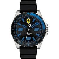 montre seul le temps homme Scuderia Ferrari Xx Kers FER0830466