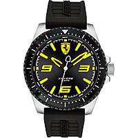 montre seul le temps homme Scuderia Ferrari Xx Kers FER0830487