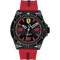 montre seul le temps homme Scuderia Ferrari Xx Kers FER0830498