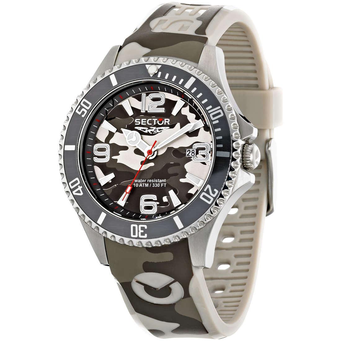 montre seul le temps homme Sector Marine230 R3251161009