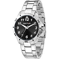 montre seul le temps homme Sector Sector Young R3253596002