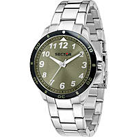 montre seul le temps homme Sector Sector Young R3253596004