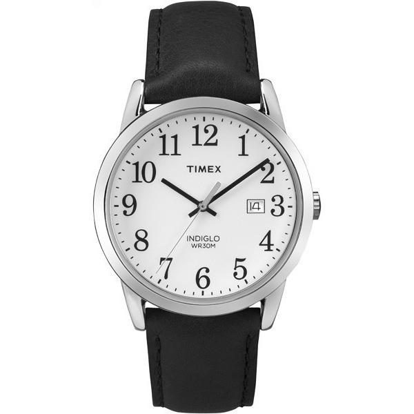 montre seul le temps homme Timex Easy Reader TW2P75600