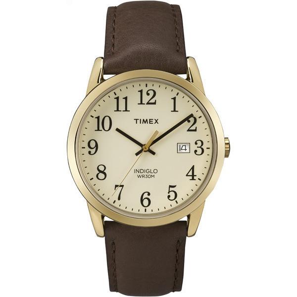 montre seul le temps homme Timex Easy Reader TW2P75800