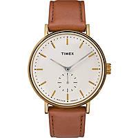 montre seul le temps homme Timex Fairfield Sub Second TW2R37900