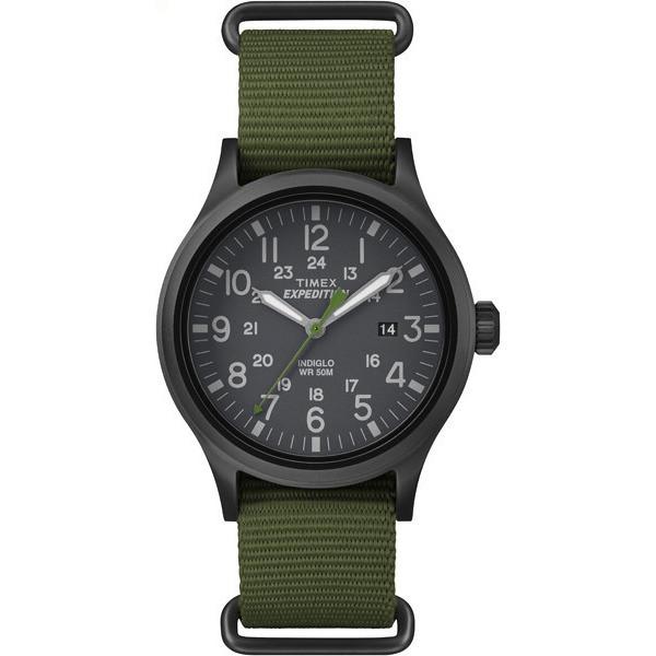 montre seul le temps homme Timex Scout Color TW4B04700