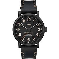 montre seul le temps homme Timex Waterbury Collection TW2P59000