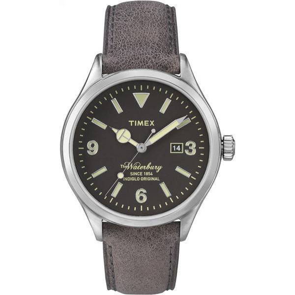 montre seul le temps homme Timex Waterbury Collection TW2P75000