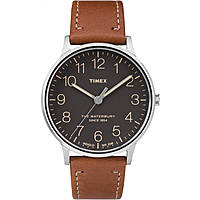 montre seul le temps homme Timex Waterbury Collection TW2P95800