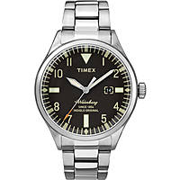 montre seul le temps homme Timex Waterbury Collection TW2R25100