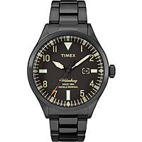 montre seul le temps homme Timex Waterbury Collection TW2R25200