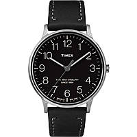 montre seul le temps homme Timex Waterbury Collection TW2R25500