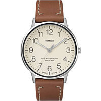 montre seul le temps homme Timex Waterbury Collection TW2R25600