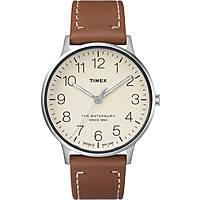 montre seul le temps homme Timex Waterbury Collection TW2R25600