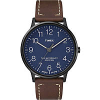 montre seul le temps homme Timex Waterbury Collection TW2R25700