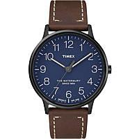 montre seul le temps homme Timex Waterbury Collection TW2R25700