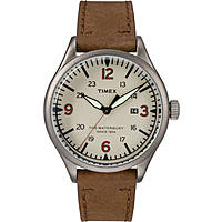 montre seul le temps homme Timex Waterbury Collection TW2R38600