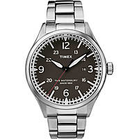 montre seul le temps homme Timex Waterbury Collection TW2R38700