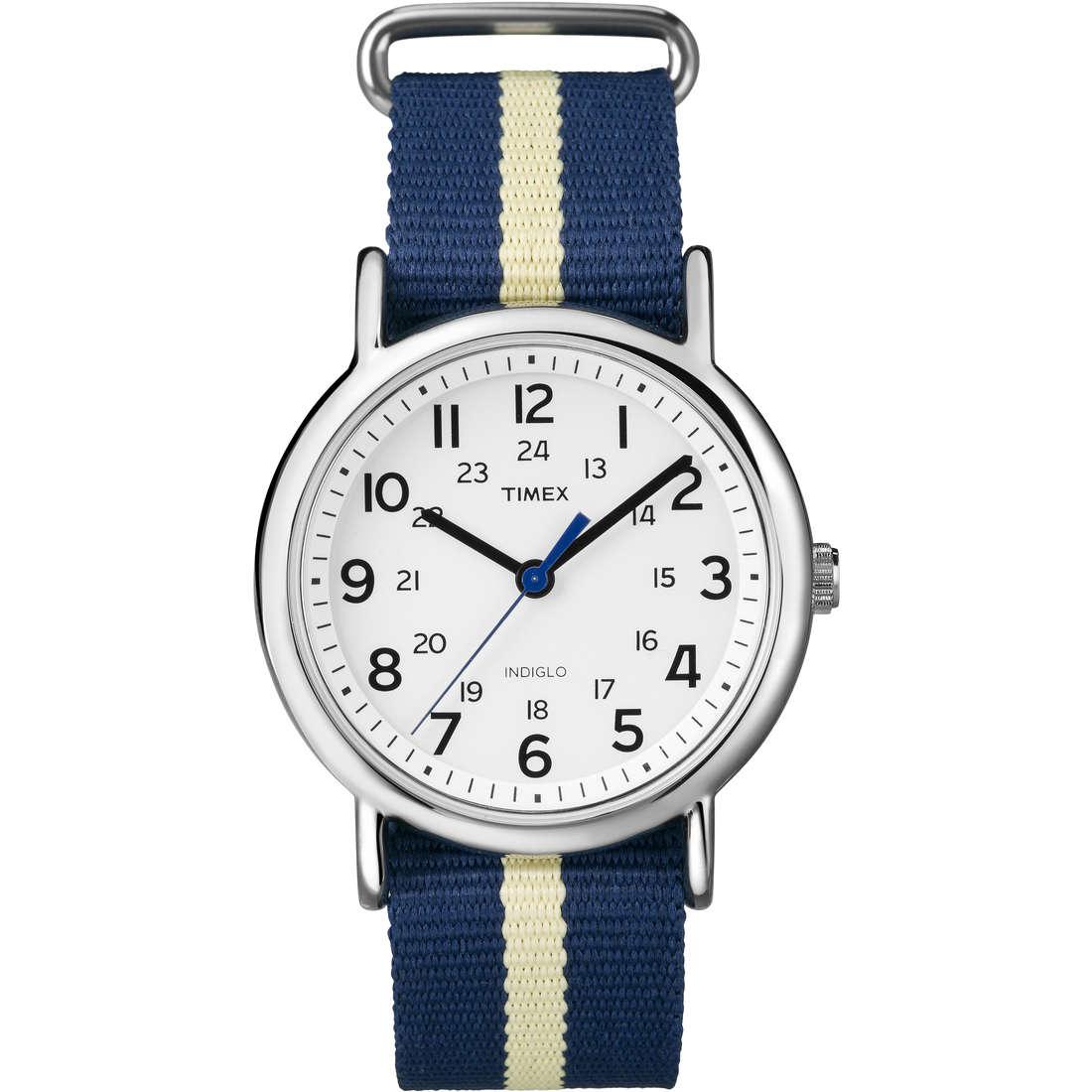 montre seul le temps homme Timex Weekender T2P142