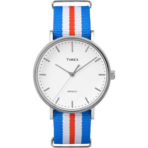 montre seul le temps homme Timex Weekender TW2P91100