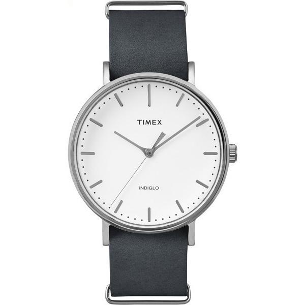 montre seul le temps homme Timex Weekender TW2P91300