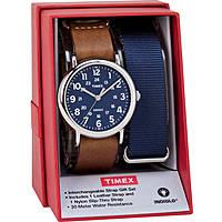 montre seul le temps homme Timex Weekender TWG015000