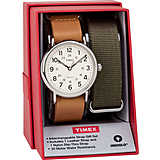 montre seul le temps homme Timex Weekender TWG015100