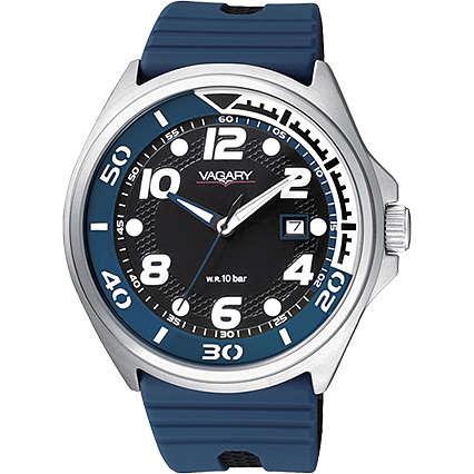 montre seul le temps homme Vagary By Citizen IB6-311-52