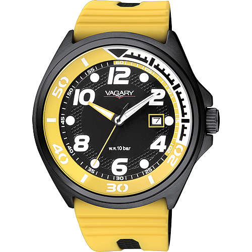 montre seul le temps homme Vagary By Citizen IB6-345-52