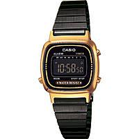 montre seul le temps unisex Casio LA670WEGB-1BEF