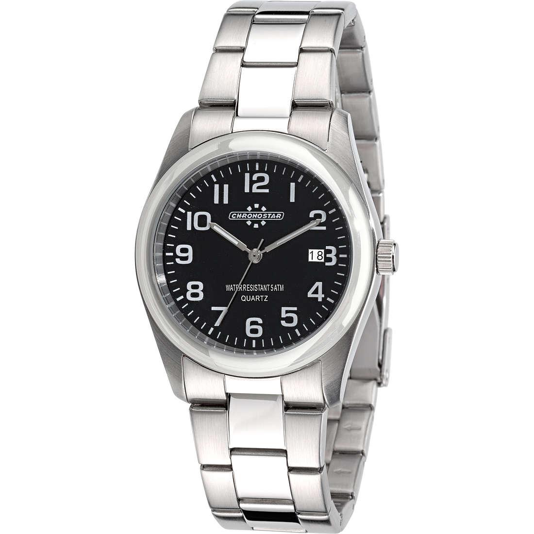 montre seul le temps unisex Chronostar Slim R3753100001