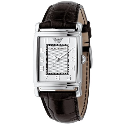 montre seul le temps unisex Emporio Armani AR0433