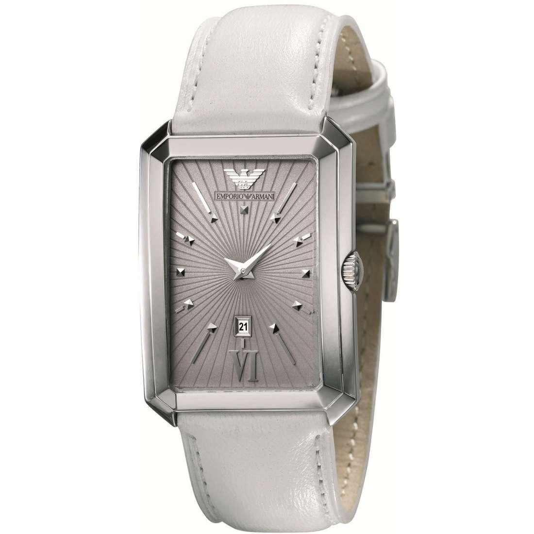montre seul le temps unisex Emporio Armani AR0461