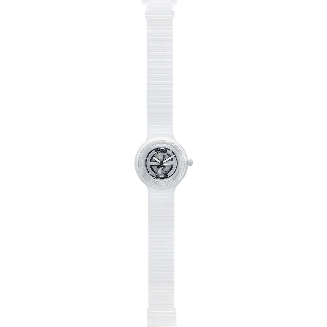 montre seul le temps unisex Hip Hop Ghost HWU0122