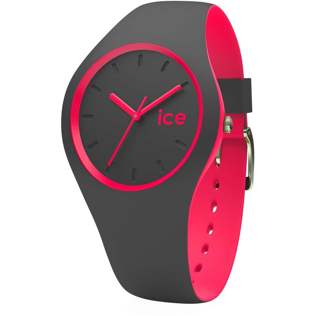 montre seul le temps unisex ICE WATCH Ice Duo IC.DUO.APK.U.S.16
