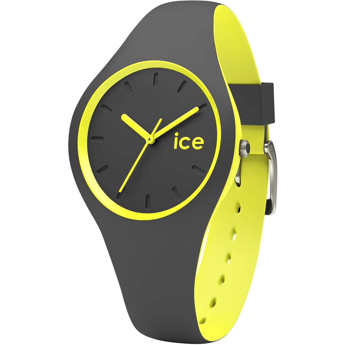 montre seul le temps unisex ICE WATCH Ice Duo IC.DUO.AYW.S.S.16