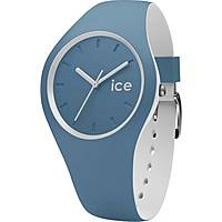montre seul le temps unisex ICE WATCH Ice Duo IC.DUO.BLU.U.S.16