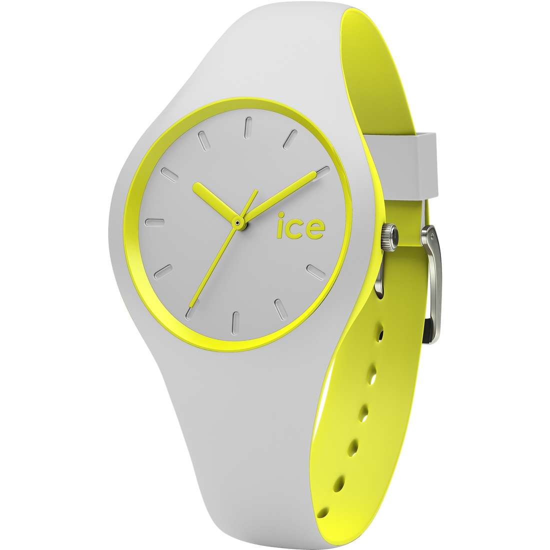 montre seul le temps unisex ICE WATCH Ice Duo IC.DUO.GYW.S.S.16