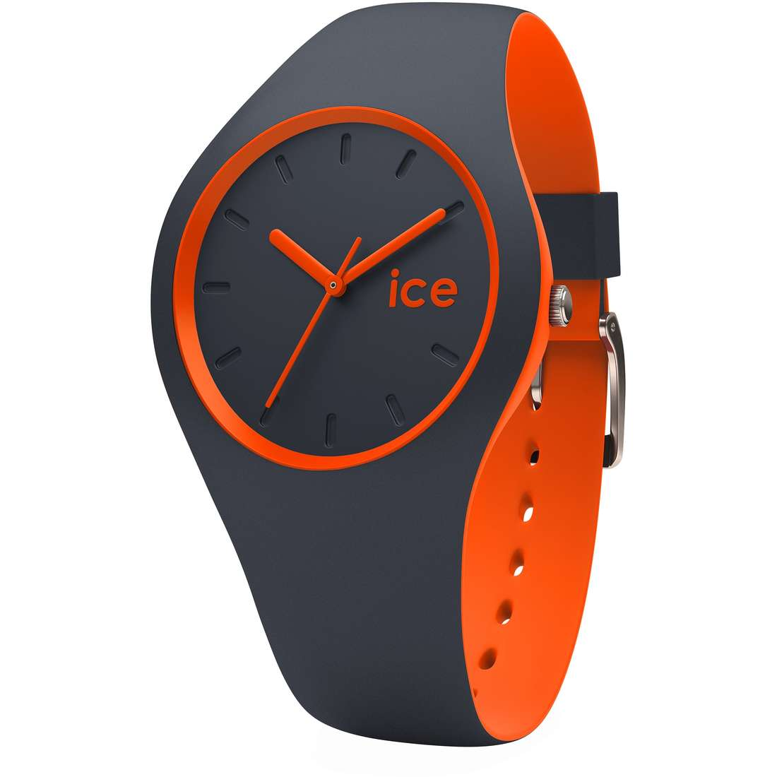 montre seul le temps unisex ICE WATCH Ice Duo IC.DUO.OOE.U.S.16