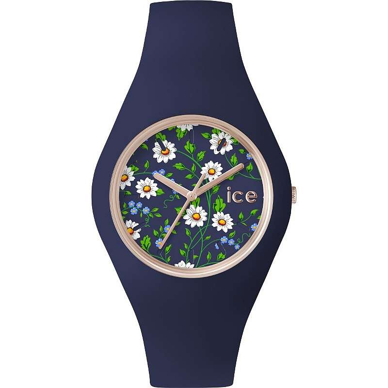 montre seul le temps unisex ICE WATCH Ice-Flower ICE.FL.DAI.U.S.15