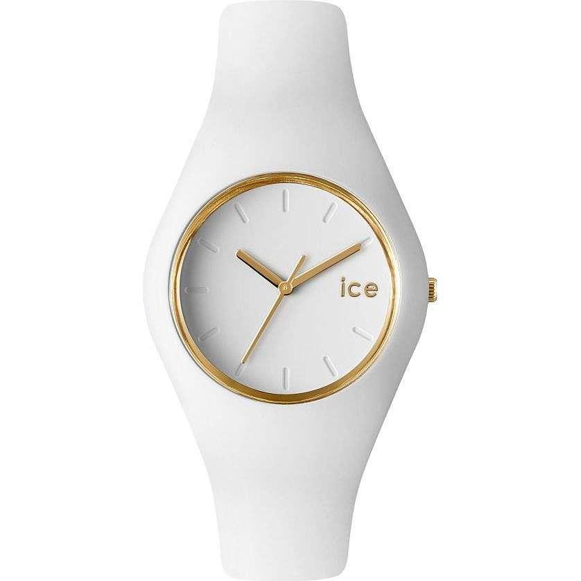 montre seul le temps unisex ICE WATCH Ice Glam ICE.GL.WE.U.S.14