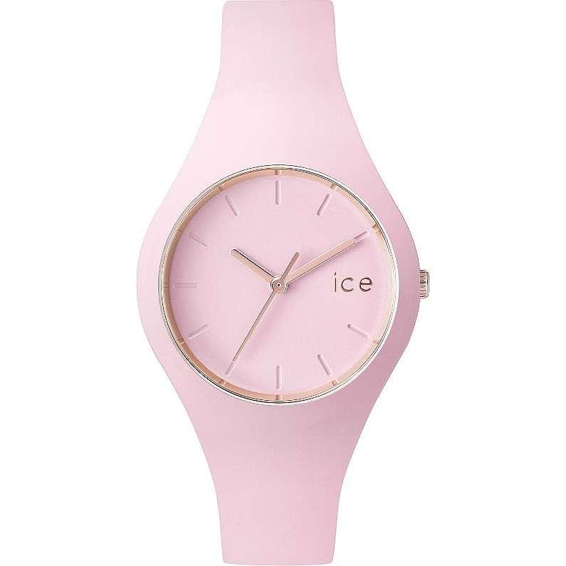 montre seul le temps unisex ICE WATCH Ice Glam Pastel ICE.GL.PL.U.S.14