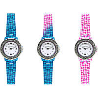 montre seul le temps unisex Kamawatch Print Crystal Collection KWPC03