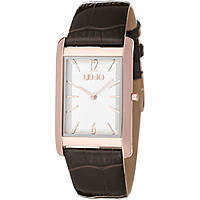 montre seul le temps unisex Liujo Zen TLJ1092