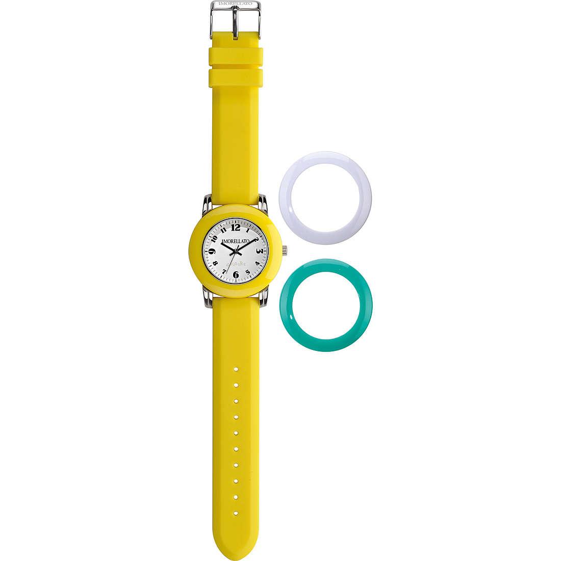 montre seul le temps unisex Morellato Colours R0151100014