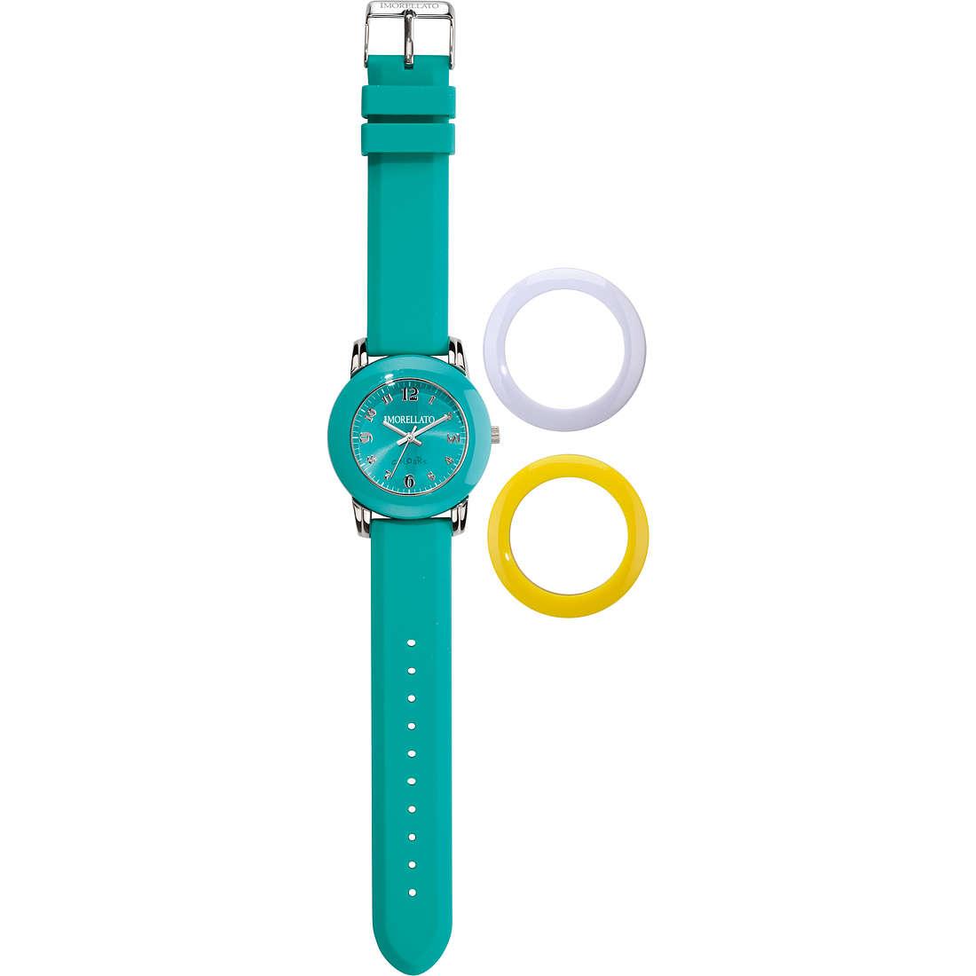 montre seul le temps unisex Morellato Colours R0151100016