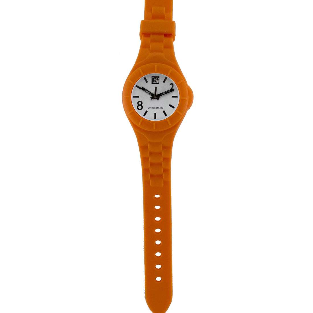 montre seul le temps unisex Too late Mash-up M001B